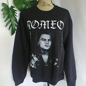 Vintage 90s Leonardo DiCaprio Romeo Sweatshirt